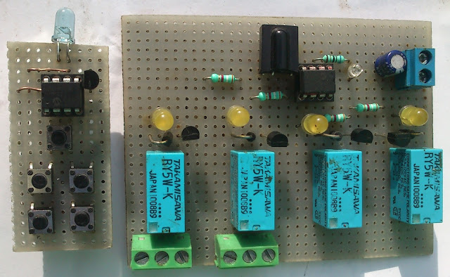 Garage Door Switch Schematics Circuit Zone Com Electronic Projects Electronic