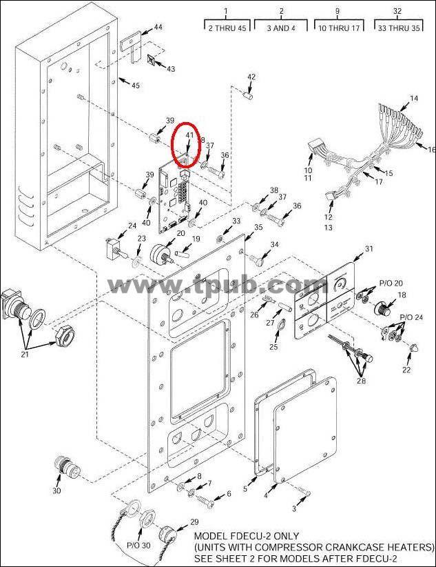 circuit boards and description board name part number description