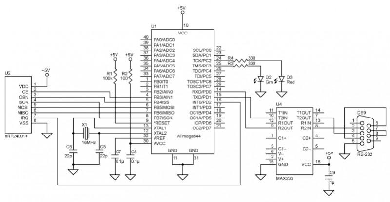 displayport schematic