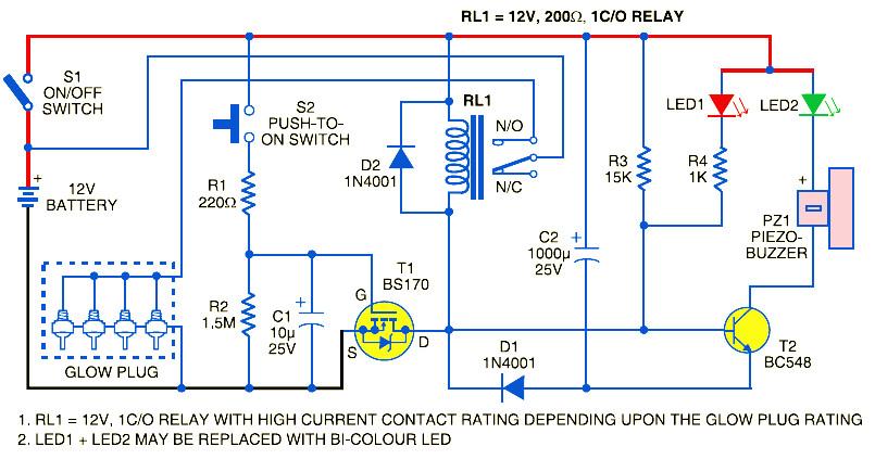 Glow Plug Control Module