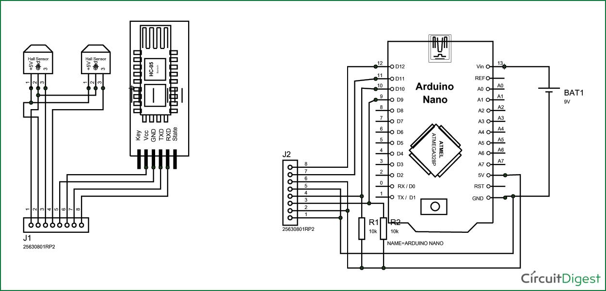 mic circuit diagram
