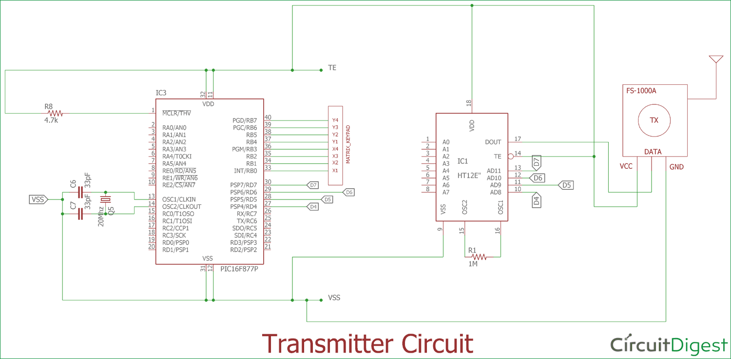 circuit diagram technical communication