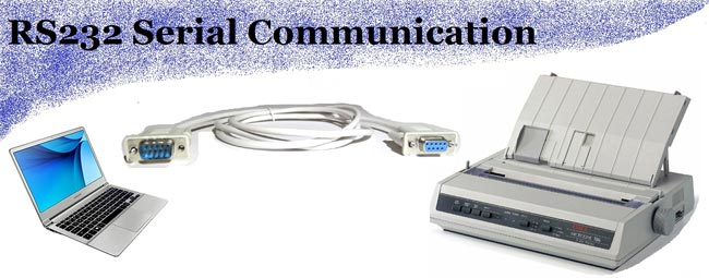 What is RS232 Serial Communication Protocol? RS232 Basics, Working