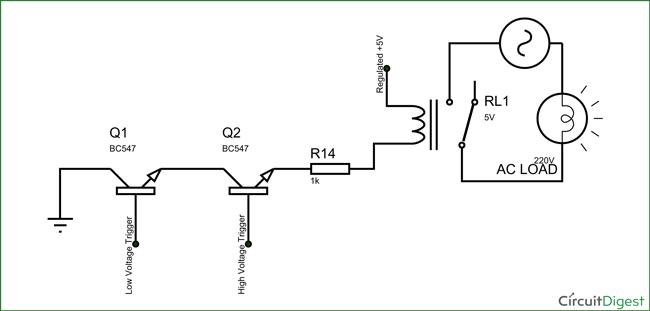 breaker schematic symbol