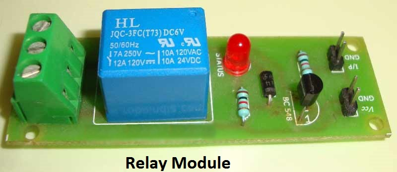 Remote Controlled Switch Circuit Diagram