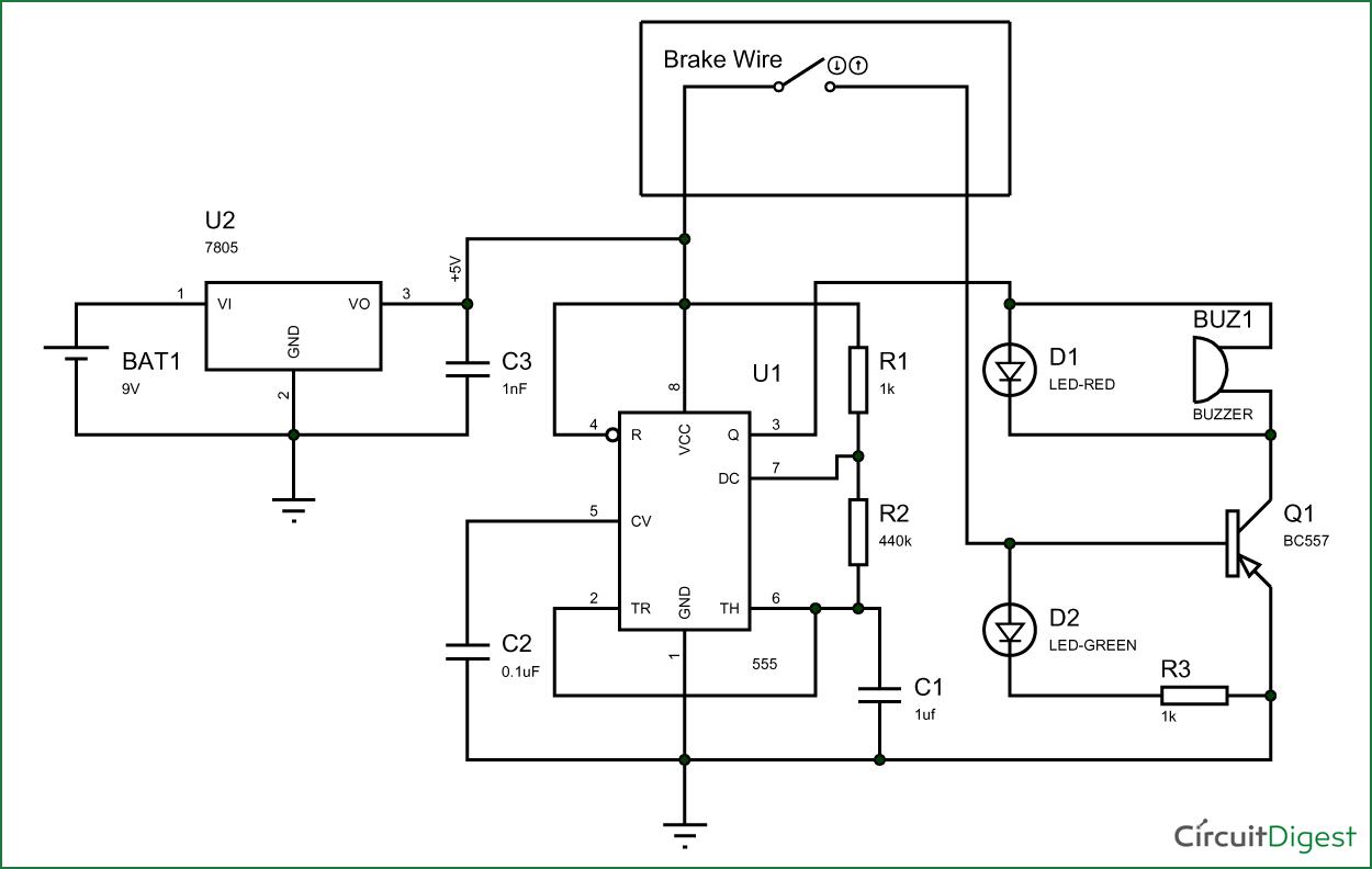 55 timer circuit