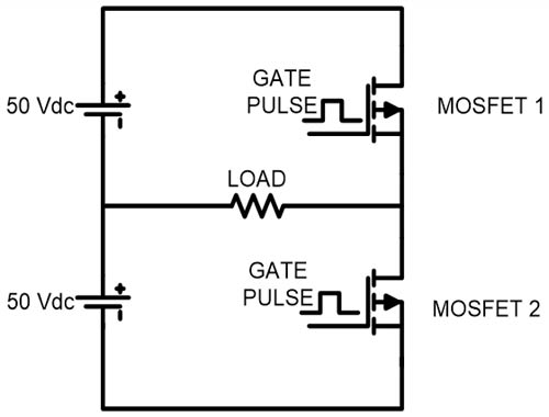 Single Phase Half Bridge and Full Bridge Inverter Circuit using MATLAB