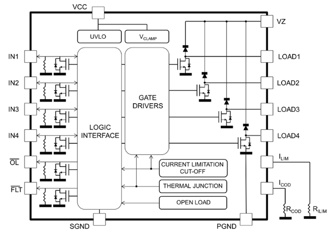 ips circuit diagram