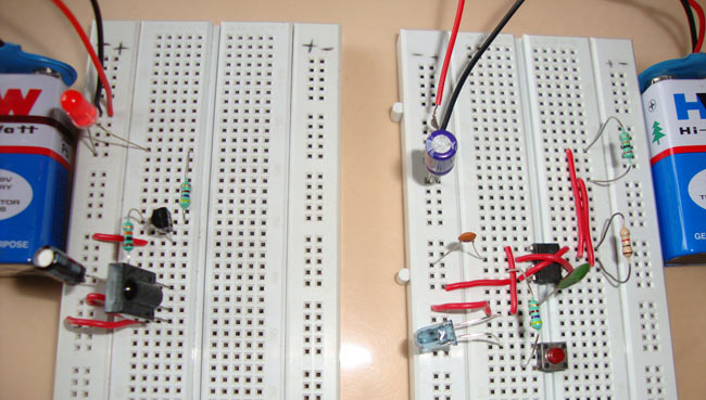 Long Range Ir Transmitter And Receiver Circuit Diagram - Wwwcasei