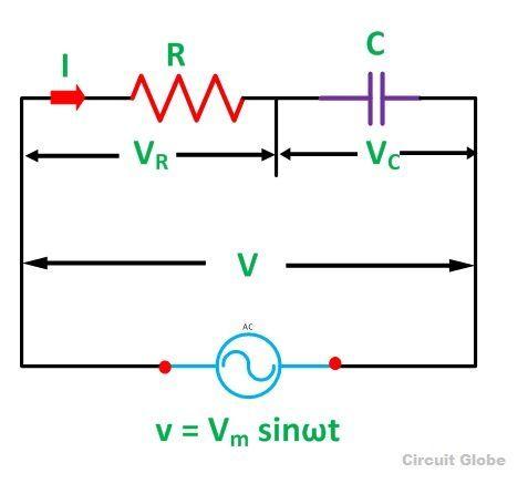 Rc Circuit Diagram Wiring Diagram