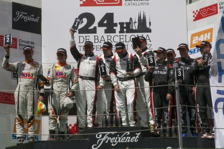 The A3T class was won by the #95 Memac Ogilvy Duel Racing all Lebanese national team based in Dubai