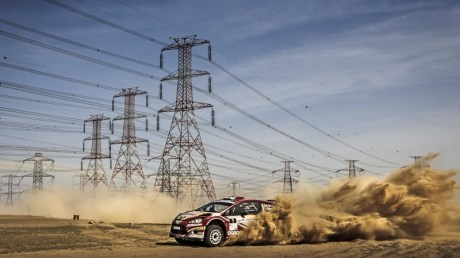 Nasser Saleh Al-Attiyah's rich vein of form continues and the Qatari coasted to an emphatic record-breaking fifth victory in the Kuwait International Rally on Saturday