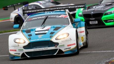 Ahmad Al Harthy - Aston Martin