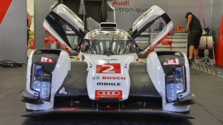 Teams ready for the Bahrain round of WEC
