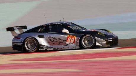 Porsche 911 RSR, Proton Competition: Christian Ried, Klaus Bachler, Khaled Al Qubaisi