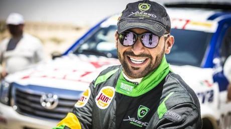 Yazeed Al-Rajhi.