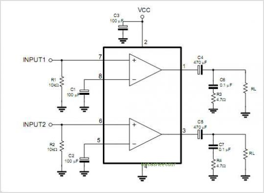 a 50W amplifier schematic and board Electronics Pinterest - p amp amp l forms