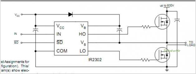 laser diode driver circuit current controlled electronic circuit