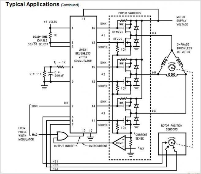 servo motor circuit diagram motor repalcement parts and diagram