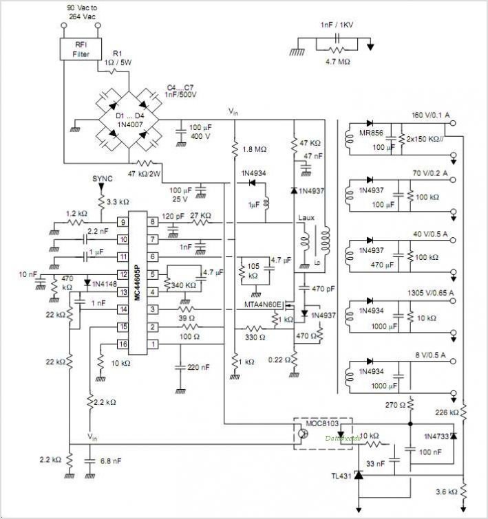 this is one application circuit of lx1993 if you need more circuits