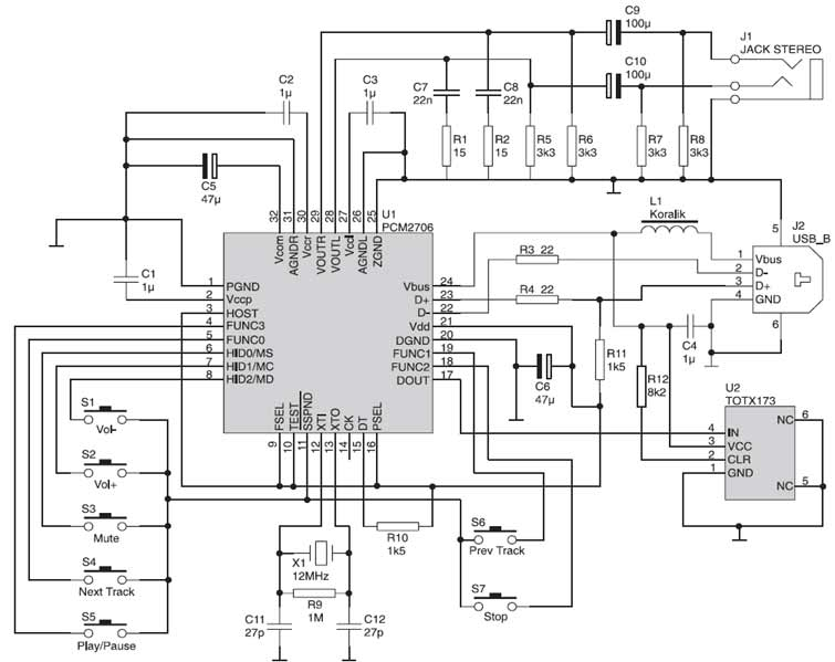 the usb car charger circuit schematic of the usb car charger circuit