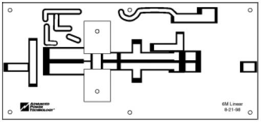 mosfet linear amplifier 300w 50mhz