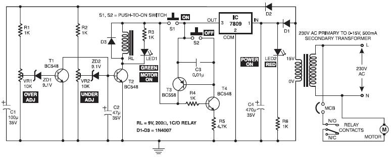 Starter Schematic Wiring Diagram 2019