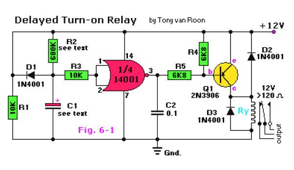 Electronic Circuit Diagram - Schematic  PCB Design
