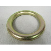 4 Inch Forged Steel Ring, OD X 9/16 Rod Diameter ...