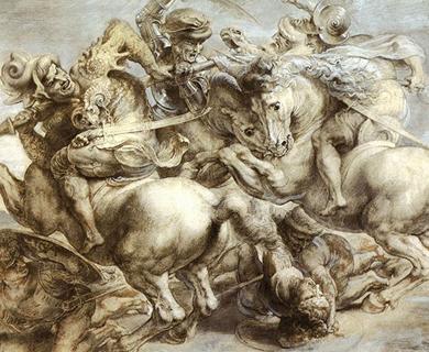 Project - Battle of Anghiari