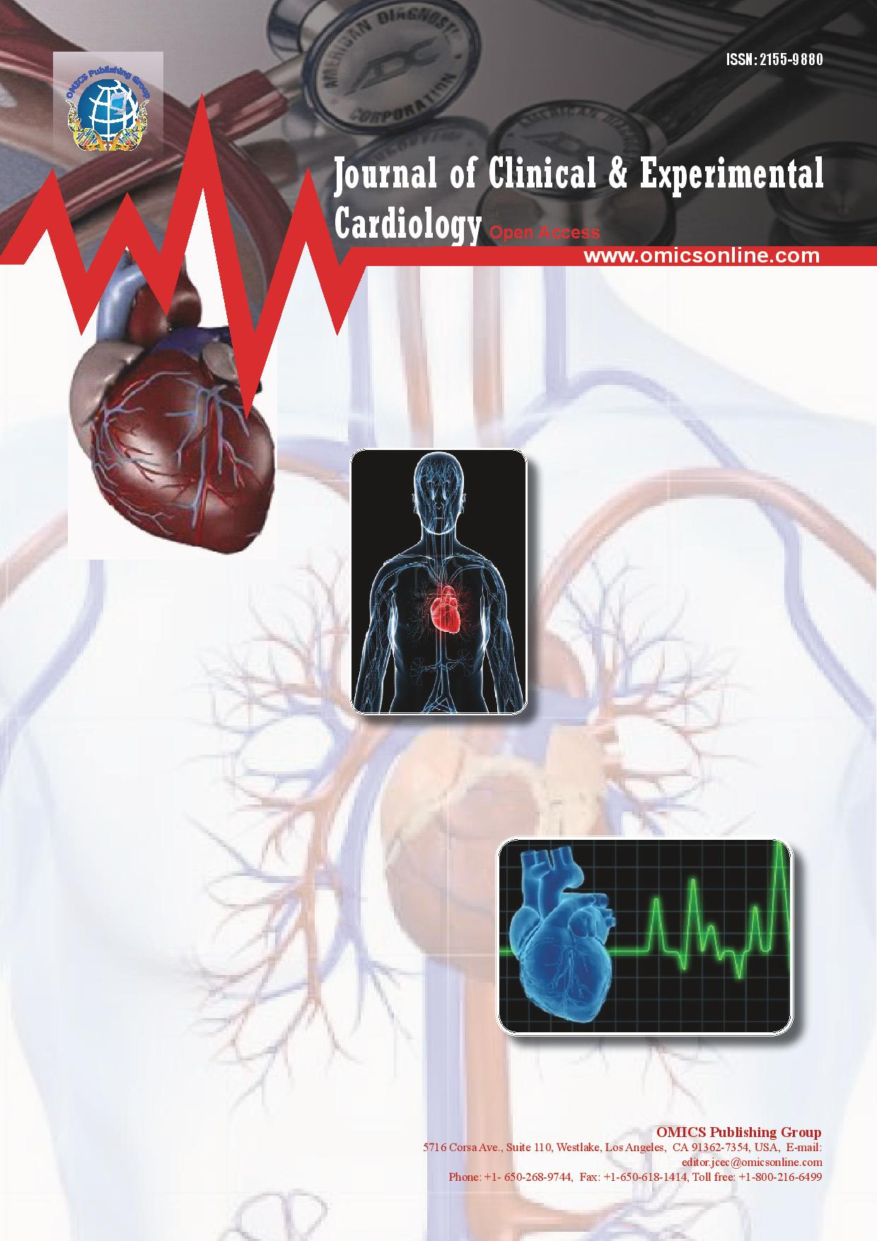 Journal Of Clinical Journal Of Clinical Experimental Cardiology Citefactor Org