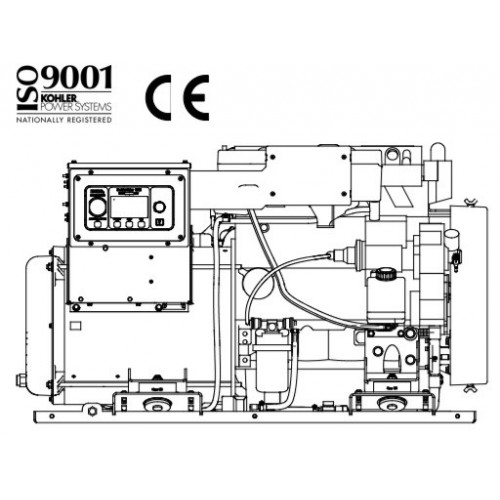 Kohler 20kw Generator Wiring Diagram - Wiring Diagrams Schema