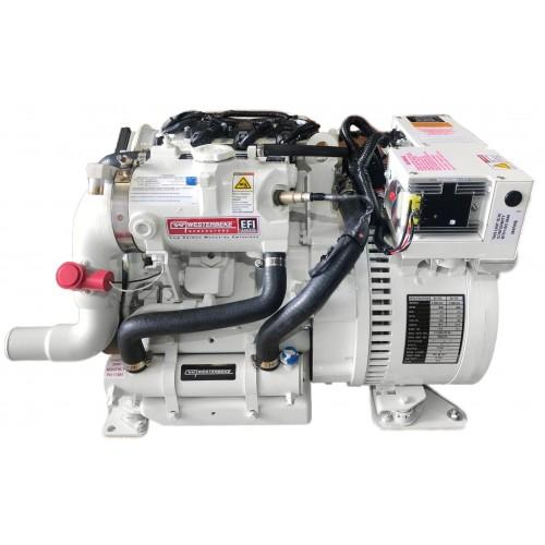 Westerbeke 75 MCGA - 75kW Marine Generator