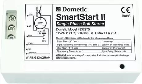 Dometic Smart Start Wiring Diagram Electronic Schematics collections