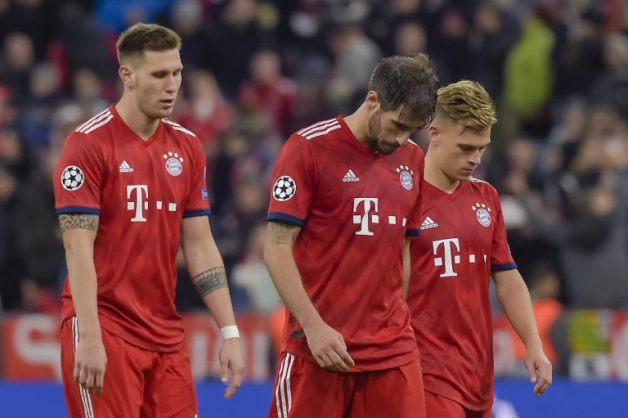 Rivals Seek To Ramp Up Pressure On Kovac And Bayern The