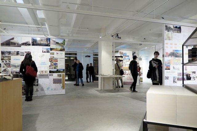 Marvel Architects   Brooklyn in Process   Usagi NY