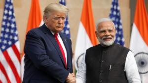 trump difence deal with modi