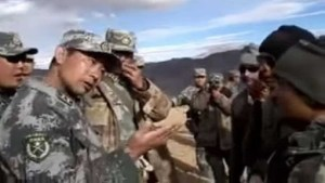 indian army on china border