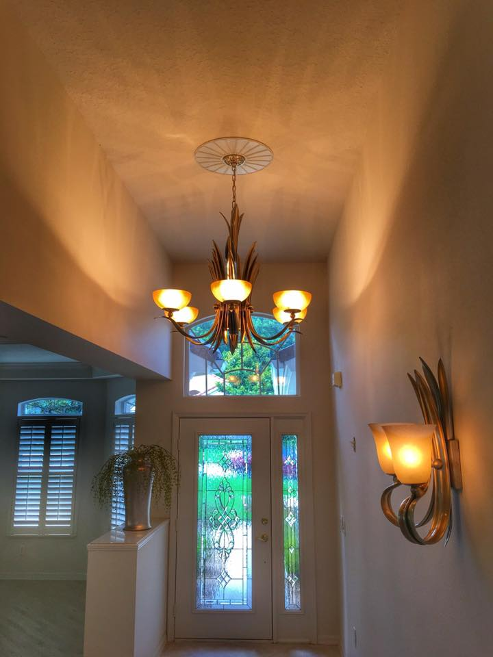 Citrus County Ceiling Fan & Lighting Installation