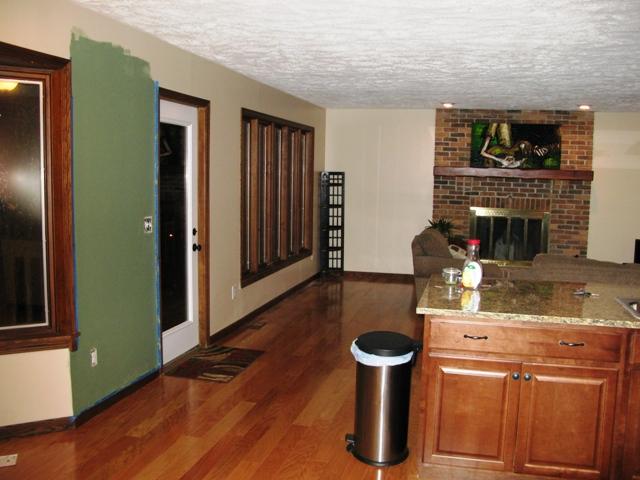 color ideas kitchen living room open floor plan fireplace paint small open plan kitchen living room design ideas