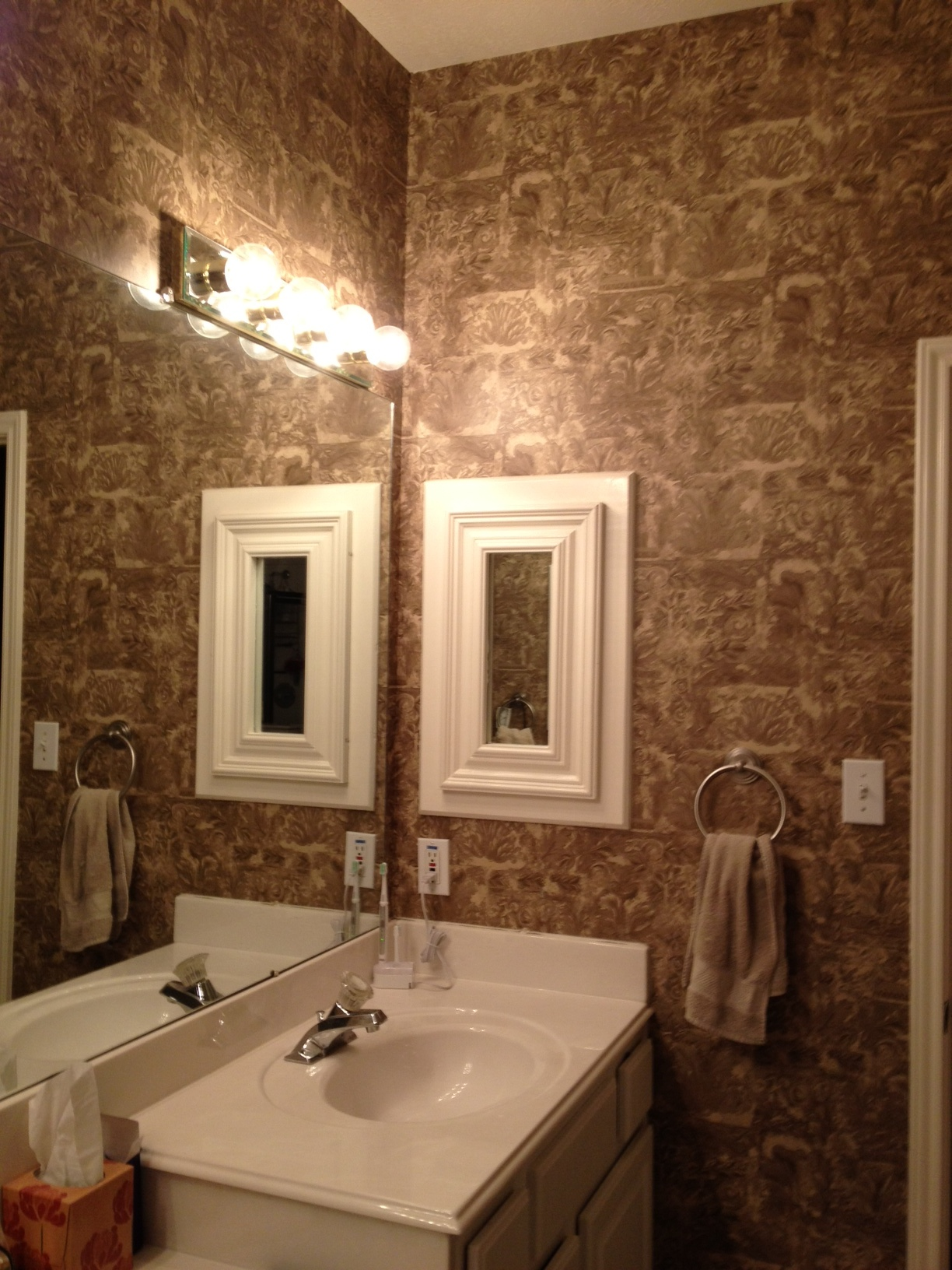 master bathroom wallpaper vinyl paint sand color home statement bathroom wallpaper bathroom tile ideas housetohome uk
