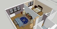 Help - what to do with my living room design challenge ...