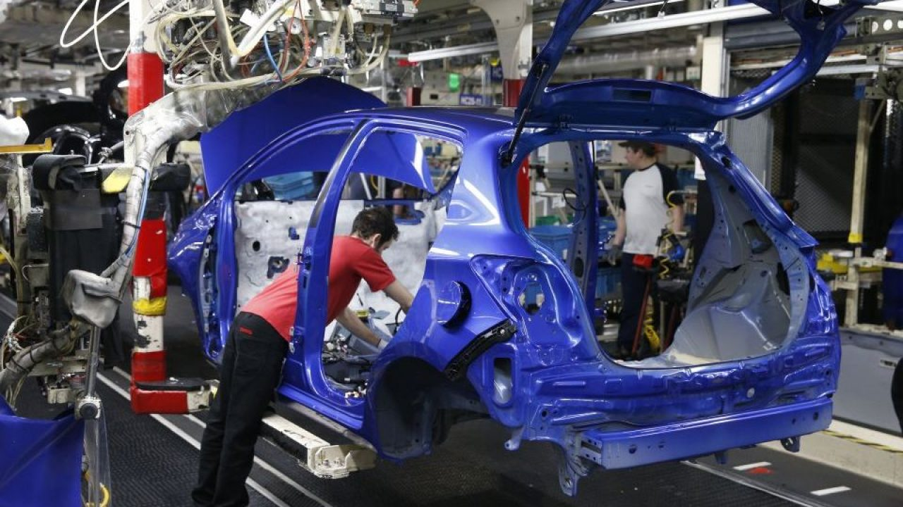 Vehicle Manufacturers In The Uk Car Manufacturers Warn No Deal Brexit Would Hit Uk