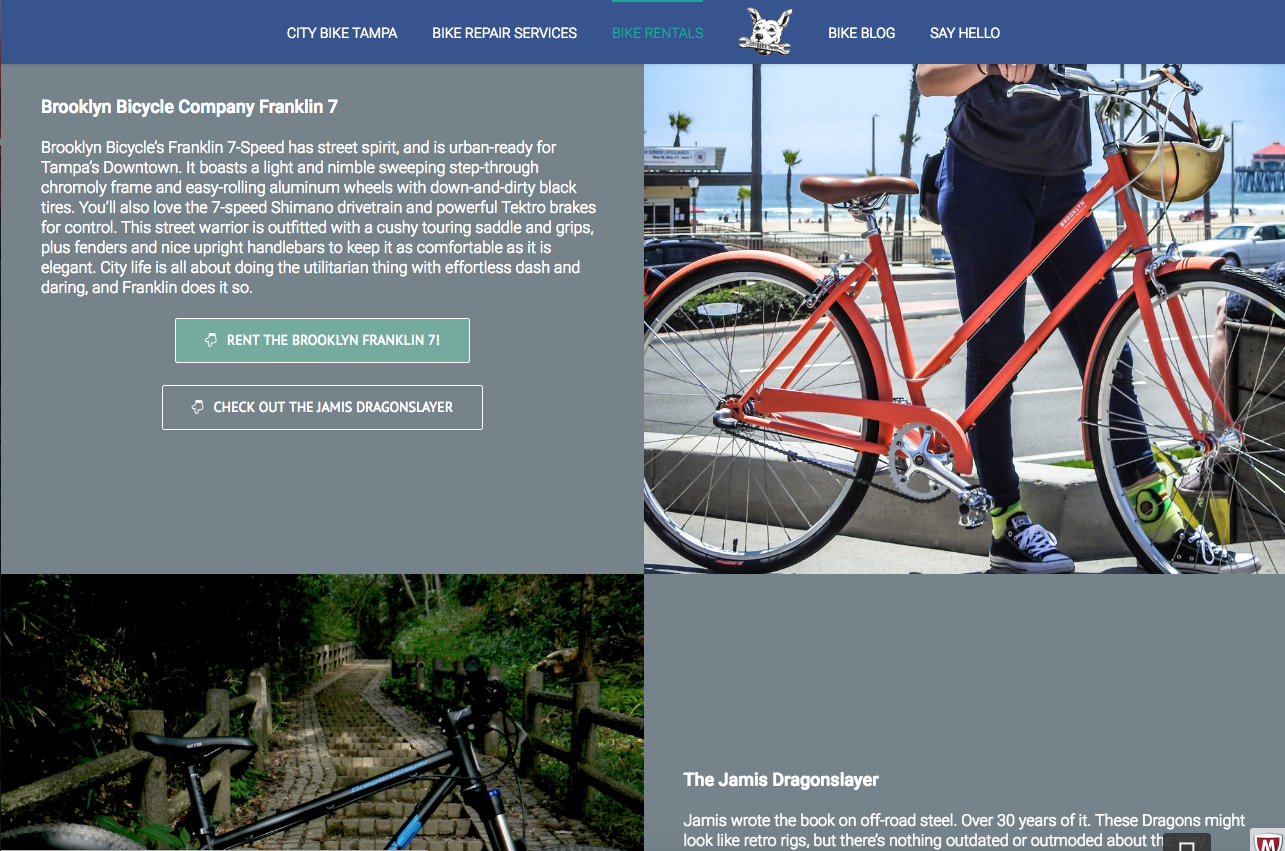 Bike Shop Tampa Fl New Website City Bike Tampa Sales Repairs Rental