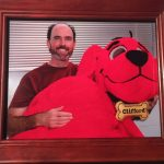 parental costumes Clifford the Big Red Rog