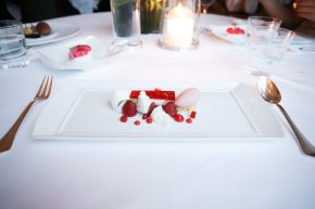 "Course #9: Strawberry ""Delice"""