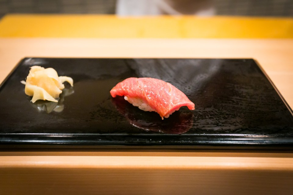 Oo-toro (Fatty Tuna)