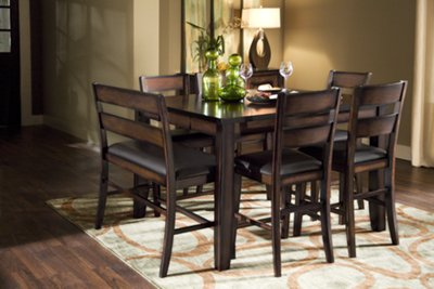 High Bench Table Mango2 Dark Tone High Table 4 Barstools And High Bench