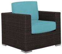 City Furniture: Fina Dark Teal Chair
