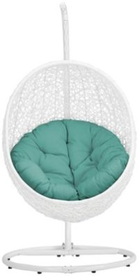 Orchid Dark Teal Hanging Chair